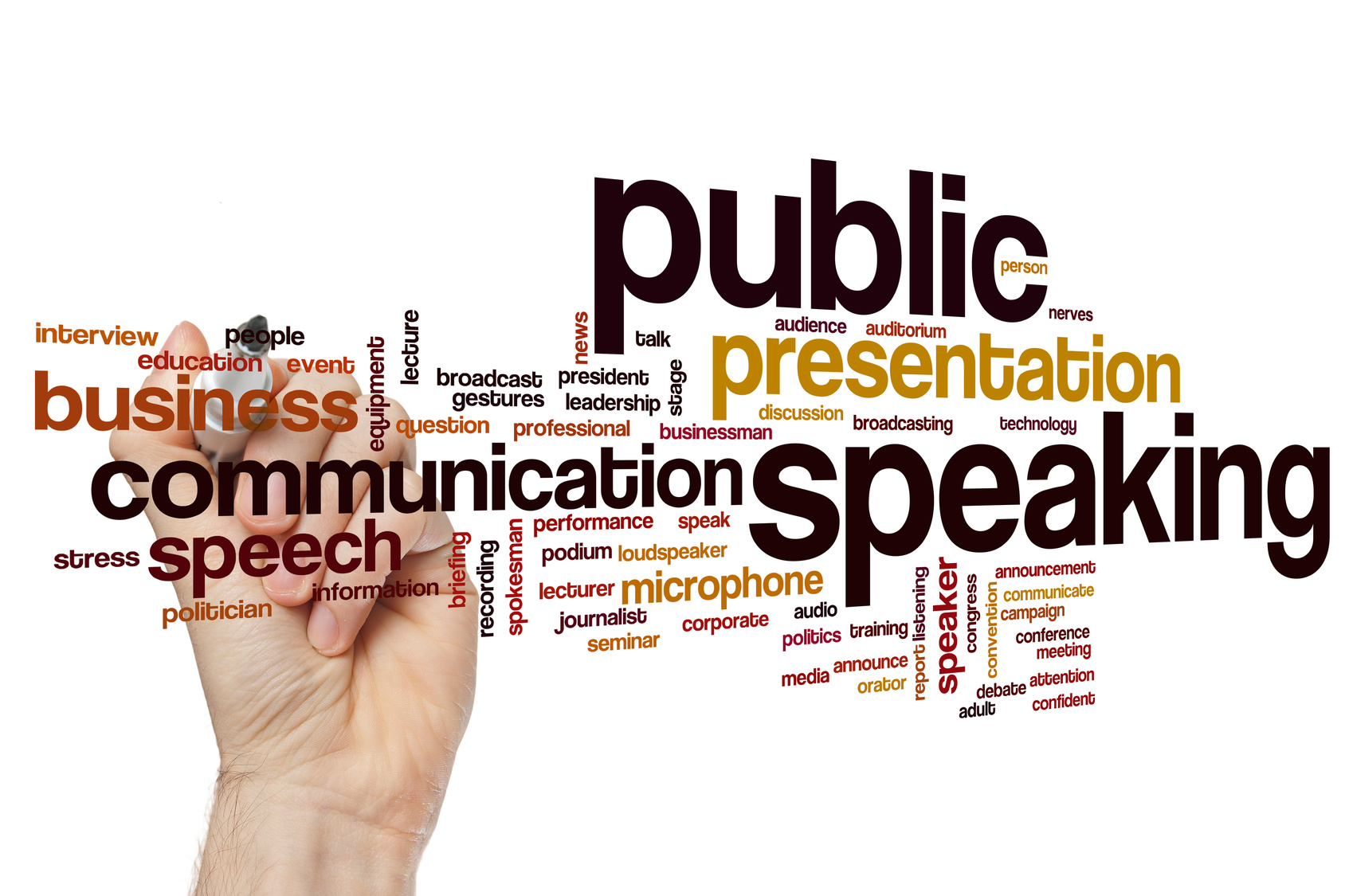 Hypnosis to overcome fear of Public Speaking in NYC on the