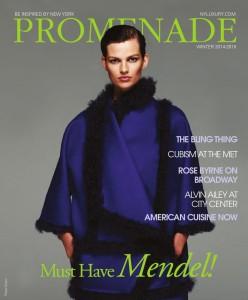 NYC hypnotist in Promenade Magazine