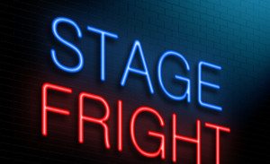 stage fright hypnosis NYC