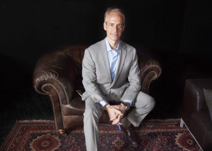 NYC hypnotist and nutritionist Jeffrey Rose