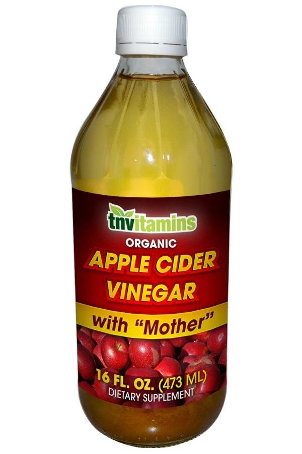 Organic Apple Cider Vinegar With Mother - AHCENTER